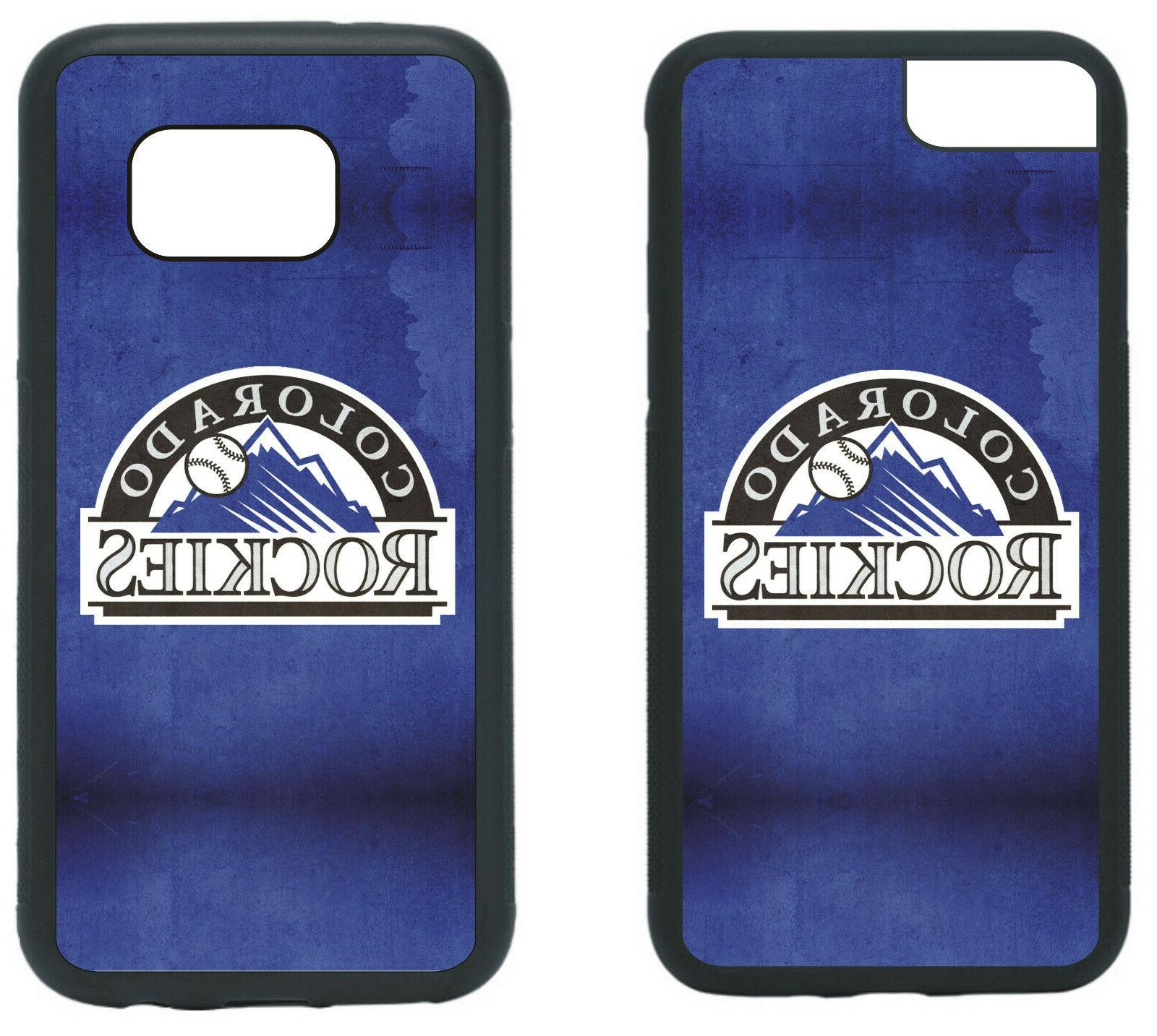 colorado rockies phone case cover fits iphone