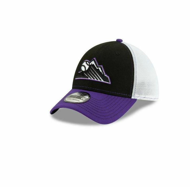Colorado Rockies New Practice Piece Hat