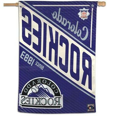 colorado rockies since 1993 cooperstown collection 28