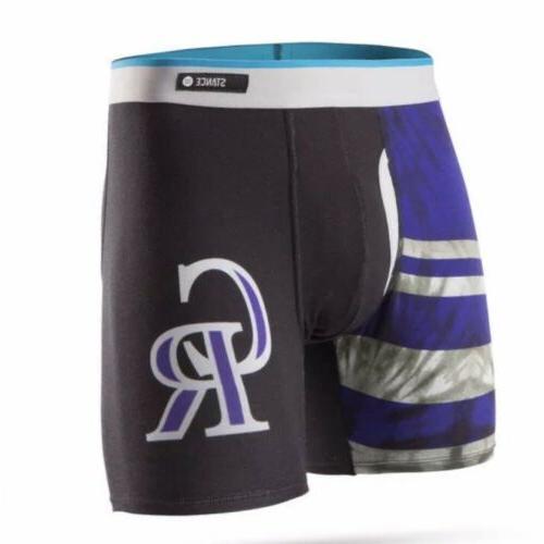 colorado rockies small boxers underwear briefs small