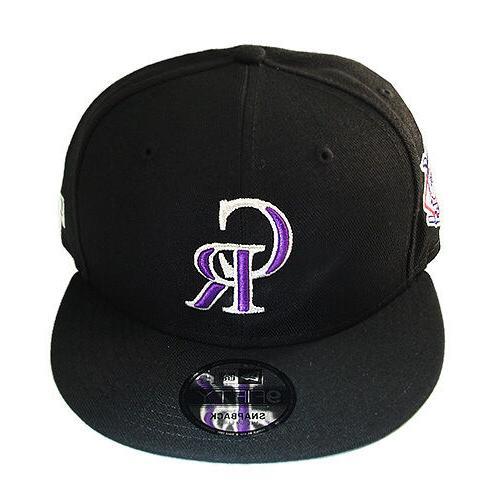 New Era Rockies Hat League Side