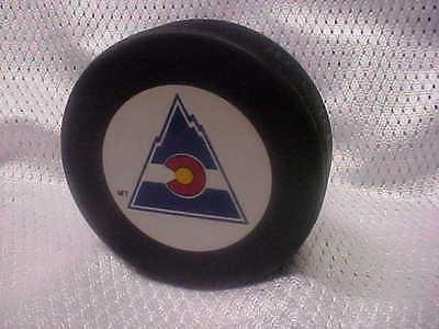 nhl defunct colorado rockies sher wood official