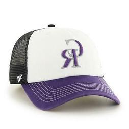 Men's 47 Brand Mckinley Colorado Rockies Fitted Hat
