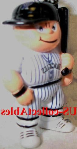 MLB Colorado Rockies LiL Sports Brat Baseball Player Rare Co