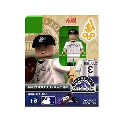 MLB Colorado Rockies Michael Cuddyer Generation 3 Toy Figure