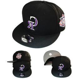 mlb colorado rockies snapback hat national league