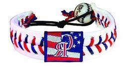 MLB Colorado Rockies Stars and Stripes Classic Baseball Brac
