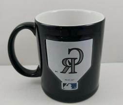 MLB Licensed Colorado Rockies Coffee Mug