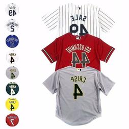 MLB Majestic Official Cool Base Replica Player Jersey Collec