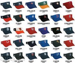 MLB Official Replica Baseball Visor Various Team Hat Adjusta