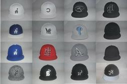 New Era MLB Sports Teams Men's 59FIFTY Flat Brim Fitted Cap