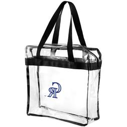 NEW Colorado Rockies MLB Baseball Stadium Clear Tote Bag Sec