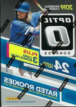 PLEASE READ: 2019 DONRUSS OPTIC BASEBALL 10 BOX CASE BREAK~